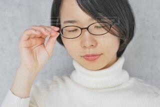 眼鏡をかけている子供の写真・画像素材[3719169]