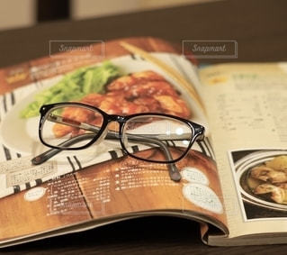 ファッション,アクセサリー,室内,本,眼鏡,料理,メガネ