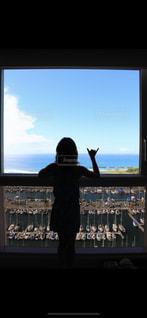 ハワイにての写真・画像素材[2329453]