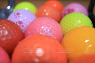 ゴルフボールの写真・画像素材[2369078]