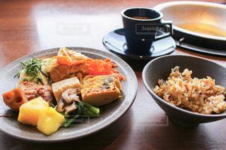 和食ビュッフェの写真・画像素材[2483934]
