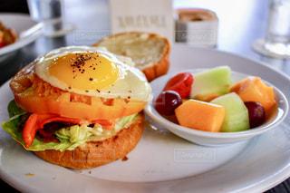 朝食の写真・画像素材[2488418]