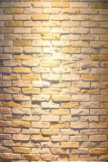 レンガの壁の写真・画像素材[2988604]