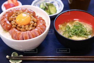 朝食の写真・画像素材[3255932]