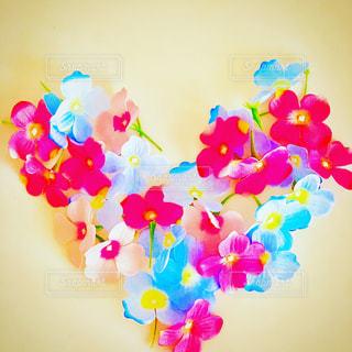 花びら,可愛い,heart,パステルカラー,キュート,おしゃれ,映え,ファンシー,インスタ映え,配置,図