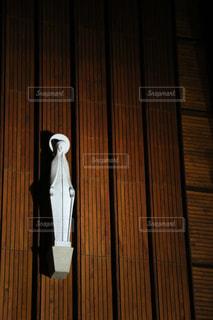 モロッコの聖母マリア像の写真・画像素材[2197907]