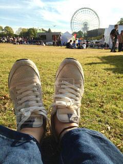 靴の写真・画像素材[2068576]