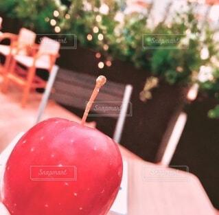 ひめりんごの写真・画像素材[3830625]