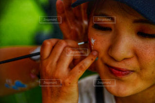 夏祭り満喫の写真・画像素材[2304439]