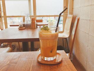 カフェの写真・画像素材[2063239]
