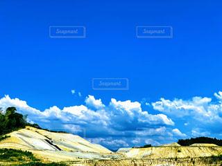 空に雲の群しをするの写真・画像素材[2280001]