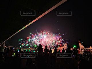 泉州花火の写真・画像素材[2342585]