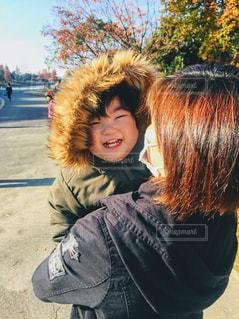 熊木杏里さんの誕生日聴きながら成長記録をみるともっと愛おしくなります(  ◜௰◝  )の写真・画像素材[2364002]