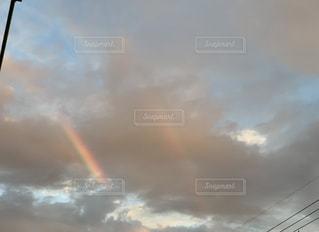 空に雲の群しをするの写真・画像素材[2509189]