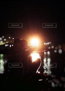 光と影の写真・画像素材[2719015]