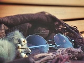 眼鏡の写真・画像素材[2763924]