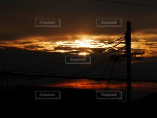 風景,空,屋外,太陽,雲,夕暮れ,光,クラウド