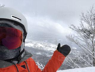 女性,アウトドア,スポーツ,雪,山,人物,ゴーグル,ゲレンデ,レジャー,ヘルメット,スノーボード