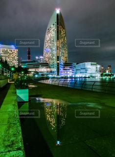 夜景の写真・画像素材[2236637]