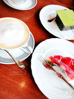 カフェの写真・画像素材[2256259]