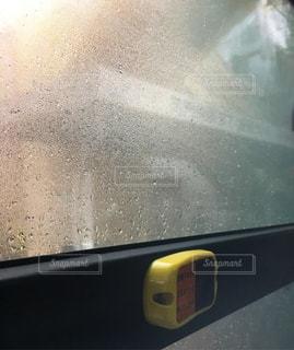 雨,窓,水滴,バス,雫,梅雨,降車ボタン
