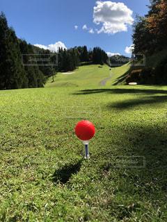 ゴルフの写真・画像素材[2079358]