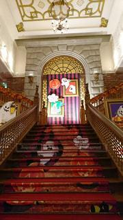 恐怖の階段の写真・画像素材[2147263]