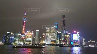上海の夜景の写真・画像素材[2274233]