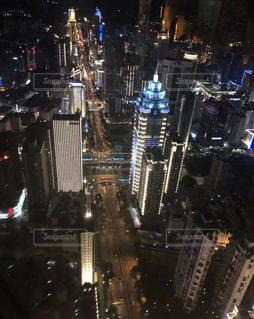 夜の上海の写真・画像素材[2274235]
