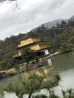 金閣寺の写真・画像素材[2394155]
