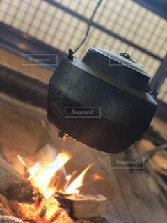 囲炉裏の写真・画像素材[2394220]