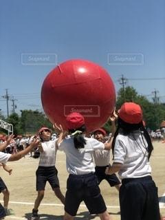 運動会の写真・画像素材[2479897]