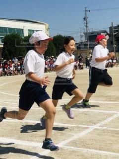 運動会の写真・画像素材[2479917]