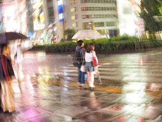 雨の風物詩の写真・画像素材[808934]