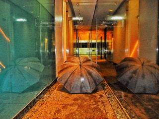 傘のアートの写真・画像素材[812471]