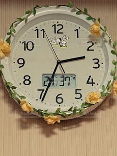 壁掛け時計の写真・画像素材[3041058]