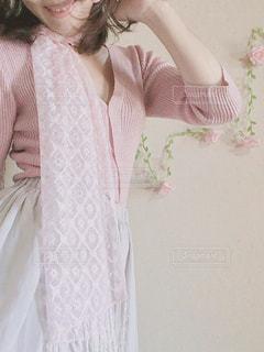 春ファッションの写真・画像素材[3115899]