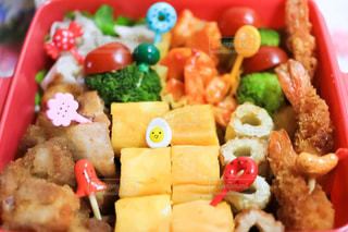 運動会のお弁当の写真・画像素材[2106362]