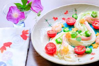 天の川素麺の写真・画像素材[2353265]