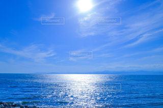 広く静かな海でした。の写真・画像素材[2366032]