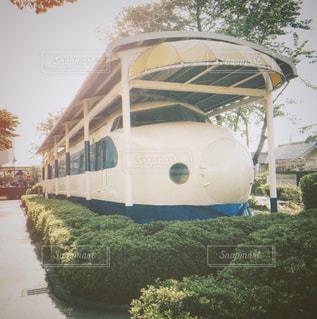 公園,屋外,レトロ,ナチュラル,フィルム,新幹線,雰囲気,カラー,自然光,フィルム写真,静岡県,フィルムフォト,フィルム風写真,昔の新幹線