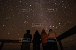満点の空の写真・画像素材[2129954]