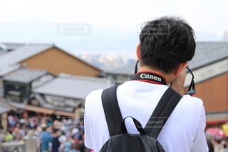 男性,京都,後ろ姿,人物,背中,人,後姿,後ろ,背後,写真素材,フォトコンテスト,後ろ姿フォト