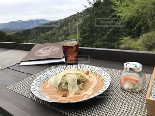 ほんたき山のカフェの写真・画像素材[2252054]