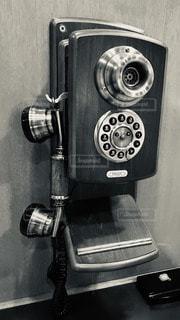 古い電話の写真・画像素材[2832326]