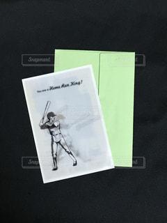 メッセージカードの写真・画像素材[3154764]