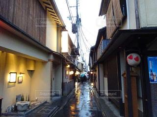 雨の写真・画像素材[2167721]