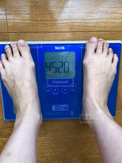 体重計の写真・画像素材[2322912]