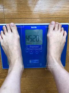 体重の写真・画像素材[2337214]