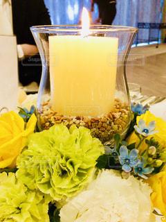 花,かわいい,綺麗,フラワー,結婚式,テーブル,キャンドル,オシャレ,キレイ